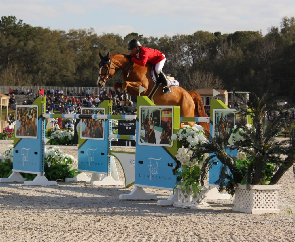 Advisory Board member Todd Minikus and Babalou 41, who have been named to the Short List for the U.S. Show Jumping Team with the potential to represent the nation at the 2016 Olympic Games